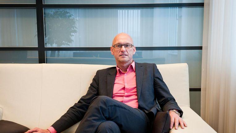 Tjeerd Herrema Beeld Maarten Steenvoort