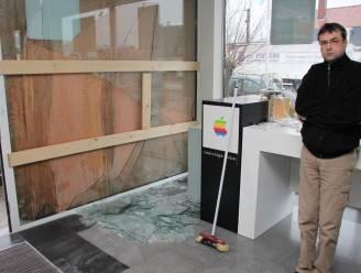 Na spectaculaire roof bij Apple-specialist: minderjarige boefjes weer op vrije voeten