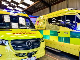 Bromfietser gewond bij ongeval