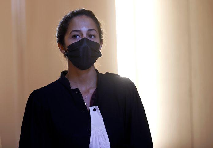 Olivia Ronen, de advocate van Salah Abdeslam.