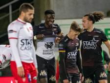 Ostende surprend Mouscron dans les arrêts de jeu et met la pression sur Anderlecht