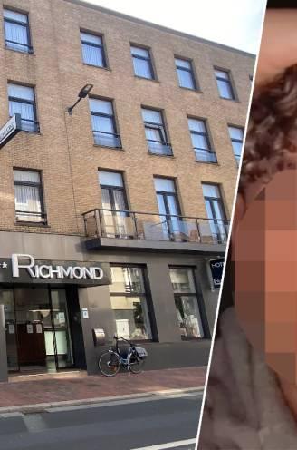 In dit Blankenbergse hotel verbleef ontsnapte  moordverdachte (16): op geen enkel moment gaf hij de indruk op de vlucht te zijn