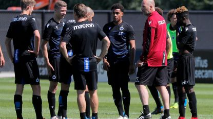 """Club Brugge trapt in fonkelnieuw complex seizoen op gang: """"Als er jongens vertrekken, zal het voor serieuze bedragen zijn"""""""