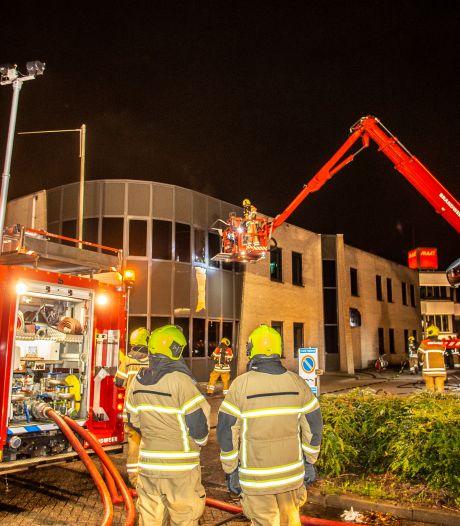 Rotterdammer (28) die verdacht wordt van brandstichting in Alblasserdam blijft vastzitten