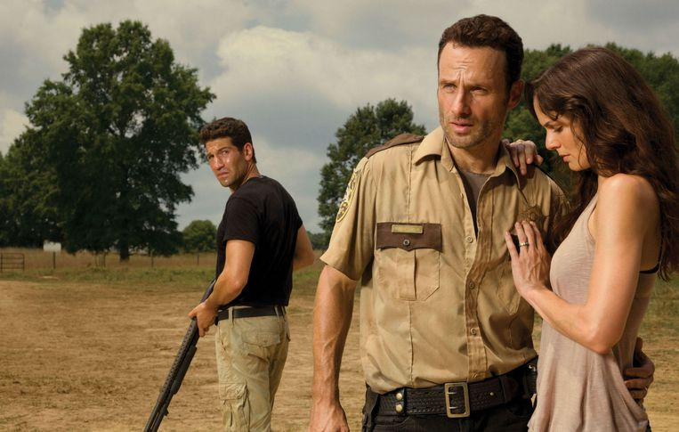 'The Walking Dead' Beeld FOX