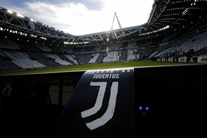 Het  Juventus Stadium in Turijn.