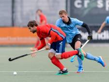 HC Tilburg blijft positief ondanks zesde verlies