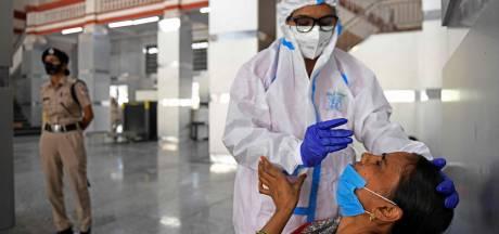 Plus de 414.000 contaminations à la Covid-19 en Inde, un nouveau record