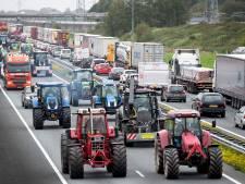 Boeren protesteren volgende week weer massaal tegen stikstofplannen