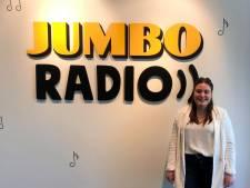 Dordtse Romy (20) haalt een 10 voor haar stage bij Jumbo Radio: 'Gewoon mezelf gebleven!'