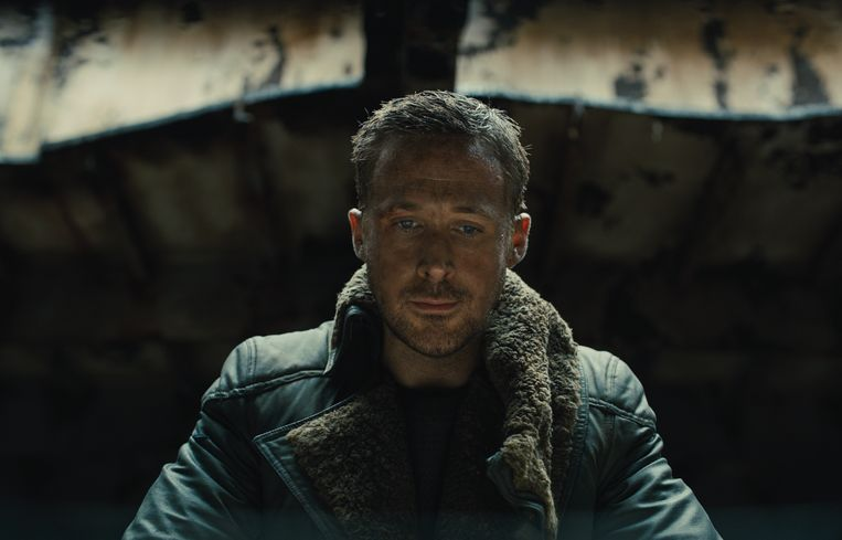 Ryan Gosling in Blade Runner 2049. Beeld rv sony pictures