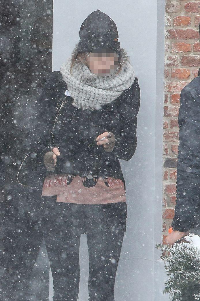 De moeder van Steven Van Geel kwam donderdagmorgen in het Brugse assisenhof getuigen.