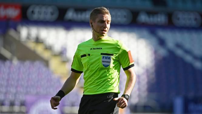 Lawrence Visser au sifflet en Ligue des Champions, une première en dix ans pour l'arbitrage belge