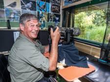 Vogelfotograaf Hans Blox: 'Het is een kwestie van uren maken'