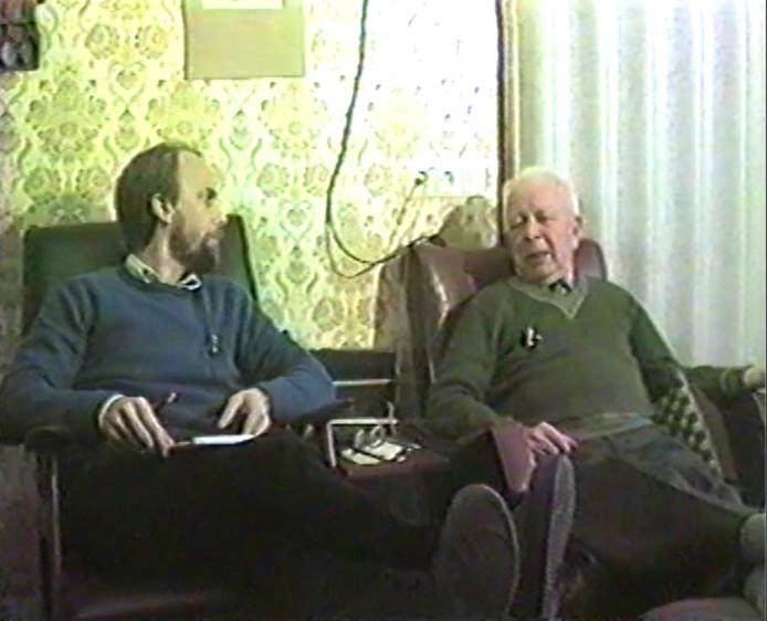 In 1984 ging Hans van Brunschot voor MTV 'op de koffie bij' Nilles op 't Hoog.