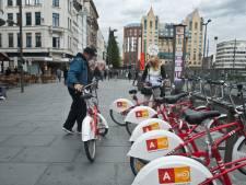Deelfietssysteem Velo Antwerpen breidt uit met 171 extra plaatsen