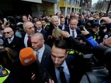 Opnieuw protest tijdens bezoek Wilders aan Dordrecht