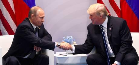 Trump wil hulp van Rusland om op te treden tegen Noord-Korea