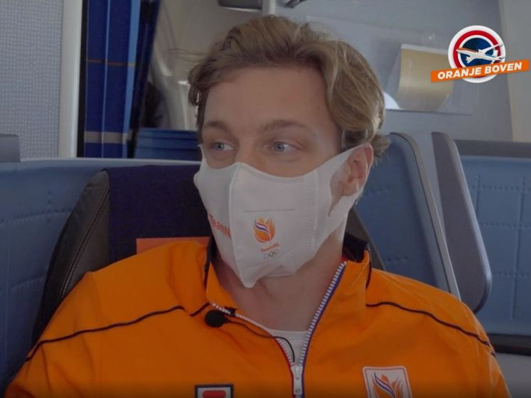 Olympiër Thom de Boer nam vakantiedagen op voor de Spelen: 'Donderdag weer naar kantoor'