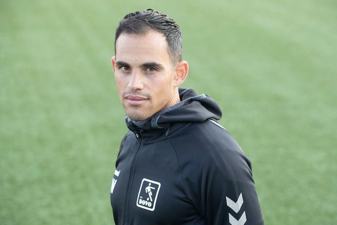 DOVO-trainer Florian Wolf.