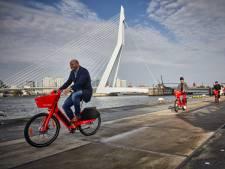 Meer fietsen, minder auto's: de binnenstad wordt langzamer over tien jaar