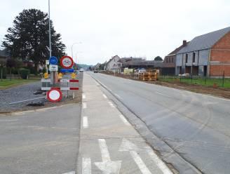 Heraanleg Provinciebaan: werken tussen Elenestraat en Pandelaarstraat van start