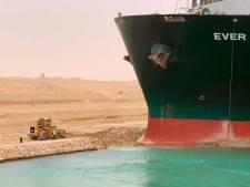 Le navire coincé dans le canal de Suez risque d'impacter l'économie mondiale