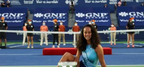 Canadese tiener wint zonder setverlies WTA-toernooi Monterrey