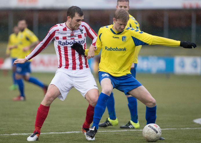 Martijn Klein-Holte vertrekt na zes jaar bij Bennekom.