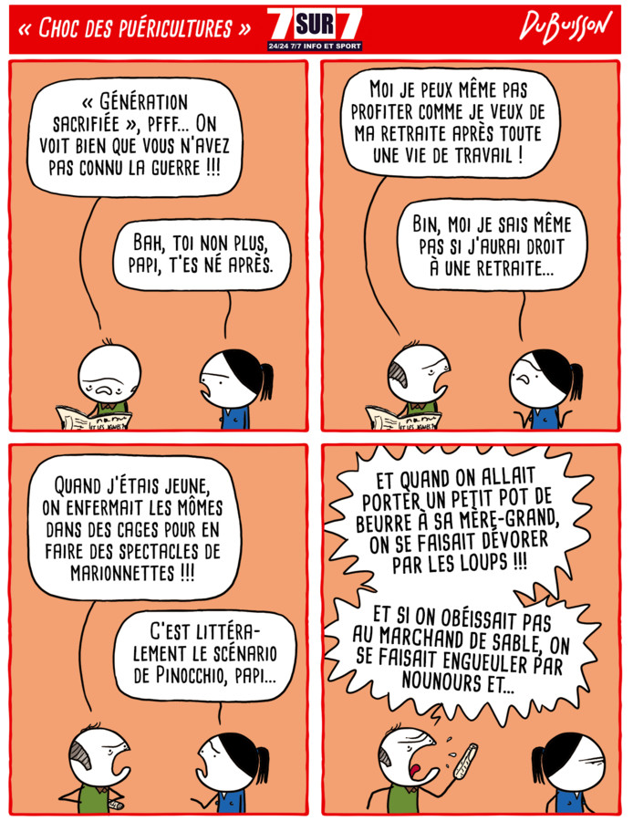 """""""Choc des puéricultures"""", 1er février 2021."""