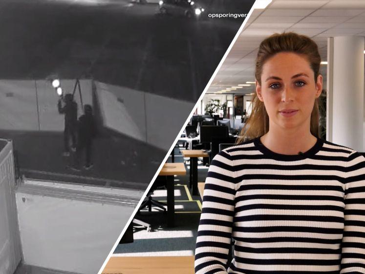 De Stentor Nieuws Update | Persfotograaf belaagd en vernieling teststraat Urk was plan
