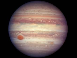 Jupiter oudste planeet van ons zonnestelsel