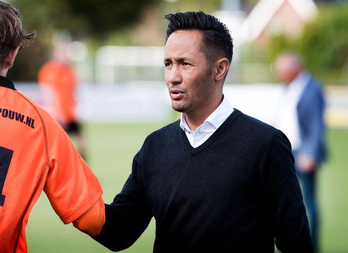 Joel Titaley heeft als trainer een verleden bij De Meern, maar gaat nu aan de slag bij SVL.