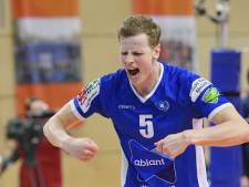Auke van de Kamp begint bij SV Lüneburg aan tweede volleybalkans in buitenland: 'weer een stap omhoog'