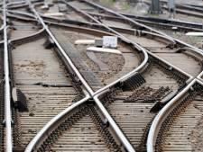 Geen treinen tussen Almelo en Hengelo door wisselstoring