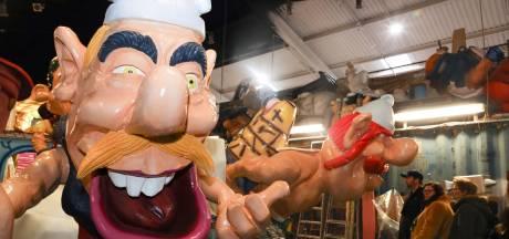 Gedoe over wel of geen carnaval in Sas van Gent met hulp van buitenaf de kop in gedrukt