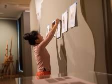Schilderijen voor Lucas Gassel-expositie arriveren in Helmond: ieder werk komt met zijn eigen wensenlijstje