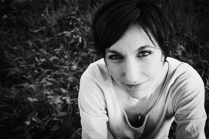 """Amélie Antoine, auteure de """"Le jour où""""."""