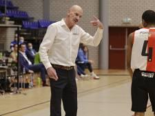 Coach Toon van Helfteren na uitschakeling Feyenoord Basketball in play-offs: 'Dát doet meer pijn'