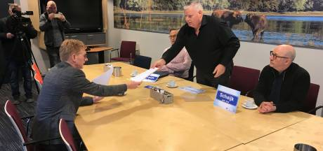 'Schaijk hoort bij Oss en niet bij Uden!' knokt verder als vereniging, níet als politieke partij