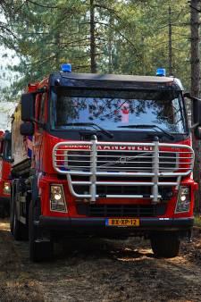Verhoogd risico op natuurbranden: brandweer patrouilleert met vliegtuig boven de Veluwe