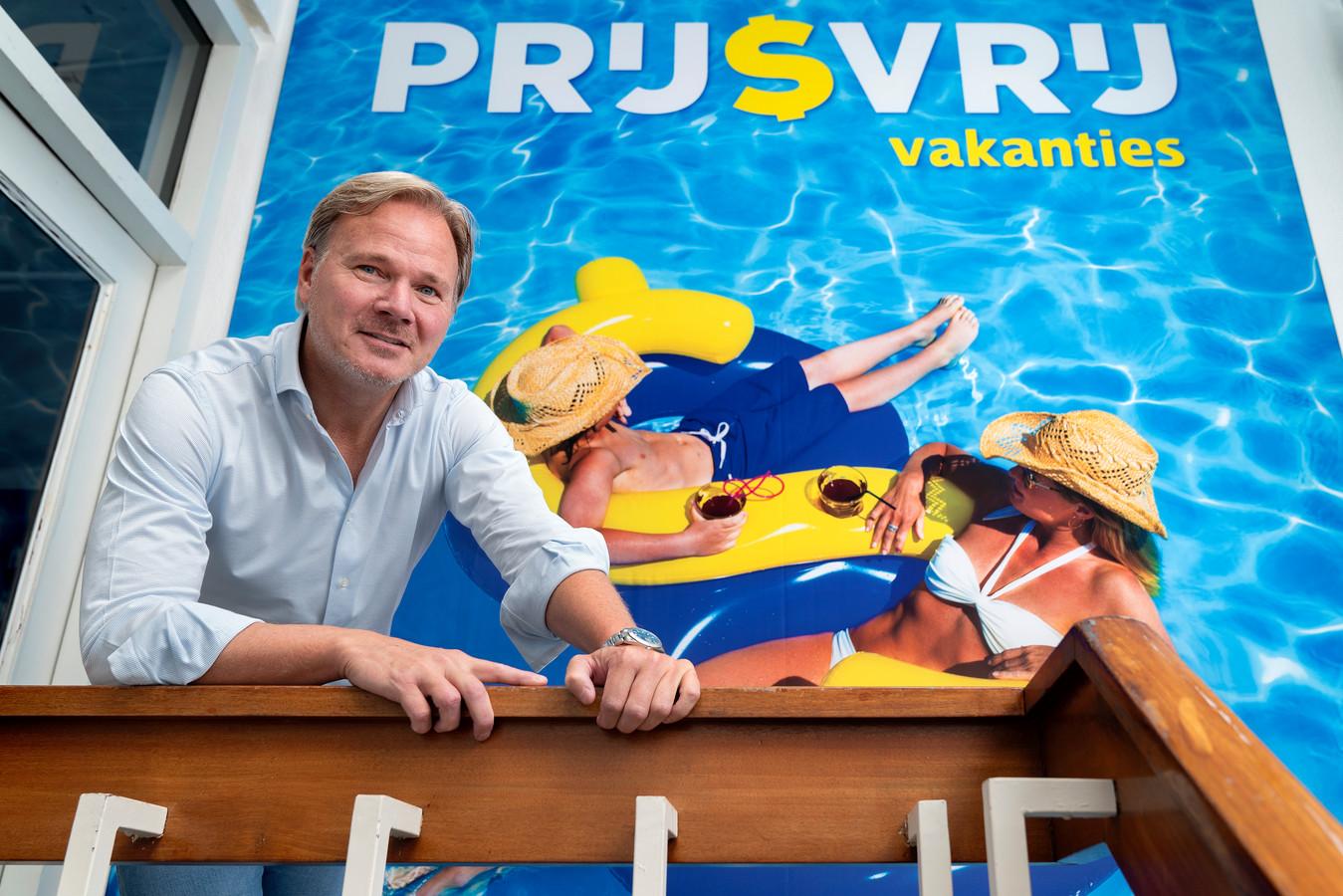 Marc van Deursen, topman van Prijsvrij.