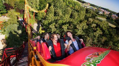 Bellewaerde investeert 7,5 miljoen euro in nieuwe rollercoaster