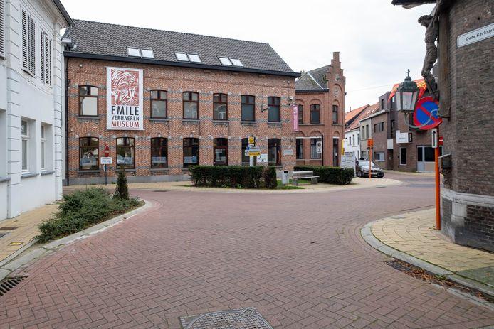Het Emile Verhaerenmuseum in Sint-Amands