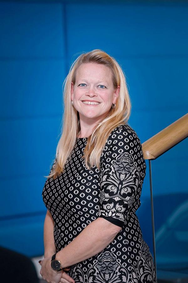 VVD-raadslid Edith van den Ham uit Almelo.