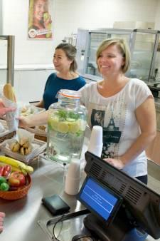 Gouden schaal voor gezonde kantines op OBC in Bemmel