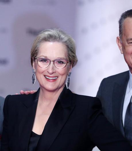 Meryl Streep: Flirten mag nog steeds