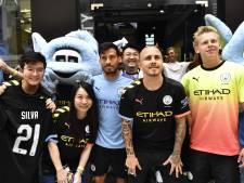 """""""Arrogants"""", """"irrespectueux"""": la Chine dézingue les joueurs de Manchester City"""