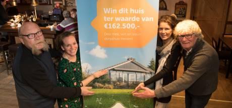 Herxen verloot vakantievilla van 162.000 euro voor renovatie van dorpshuis