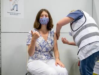 Op 280 doses na worden deze week uitsluitend tweede prikken gezet in Vlaanderen